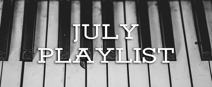 july playlist