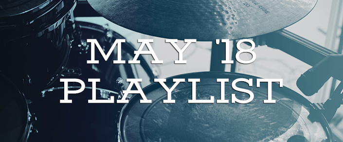 may 18 playlist