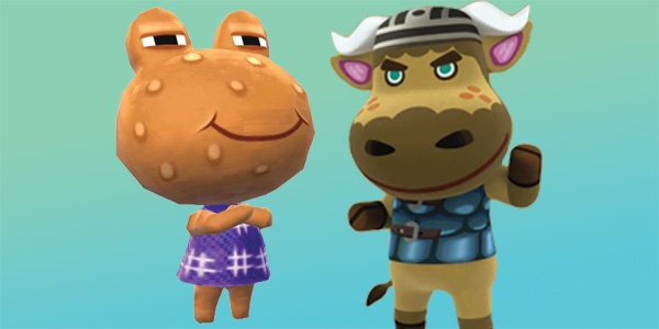 6 Animal Crossing Villagers We Need To See In New Horizons Alternative Echo